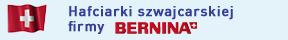 profesjonalne maszyny do haftu szwajcarskiej firmy bernina