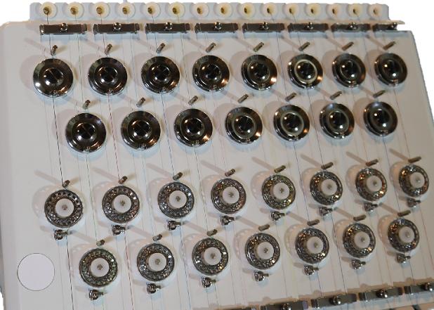 HAPPY HCU - Elektronicznie sterowane neprężacze nici