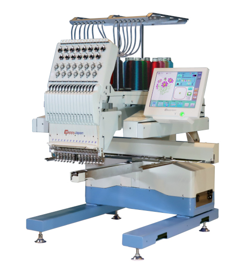 HAPPY HCU 1501-40 - Przemysłowa maszyna do haftu dla biznesu